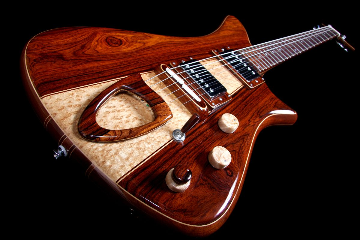 Custom Guitar Bodies | Custom Guitars « Becker Guitars ...