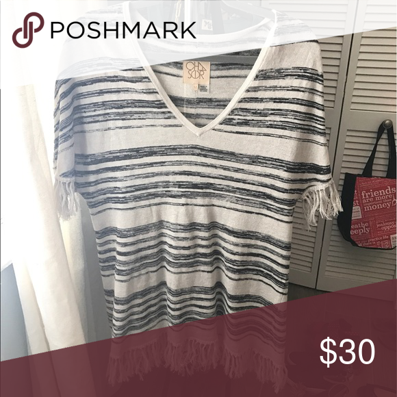Chaser sweater dress M Chaser sweater dress size medium Chaser Tops Tees - Short Sleeve