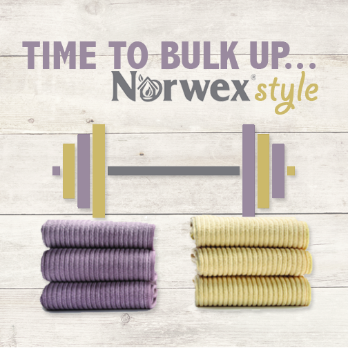 Our Kitchen To Yours: Our Extra-absorbent Norwex Microfiber Makes Our Kitchen