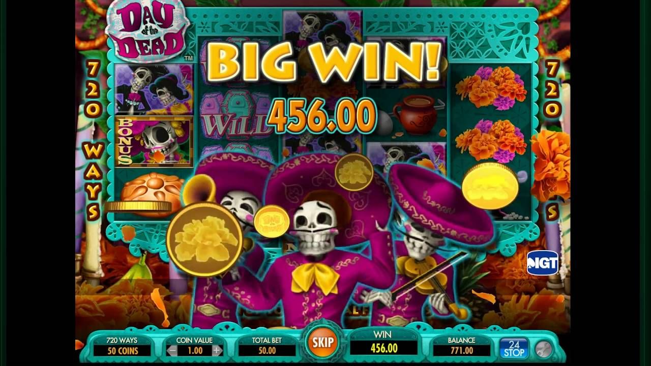 Day of the dead slot machine online igt lar?information omania