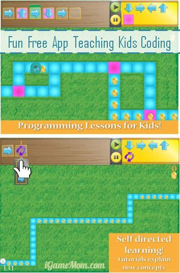 Free App Teaching Young Children Coding | Preschool