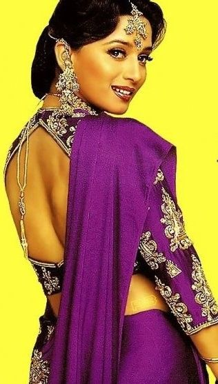 Image result for Madhuri purple