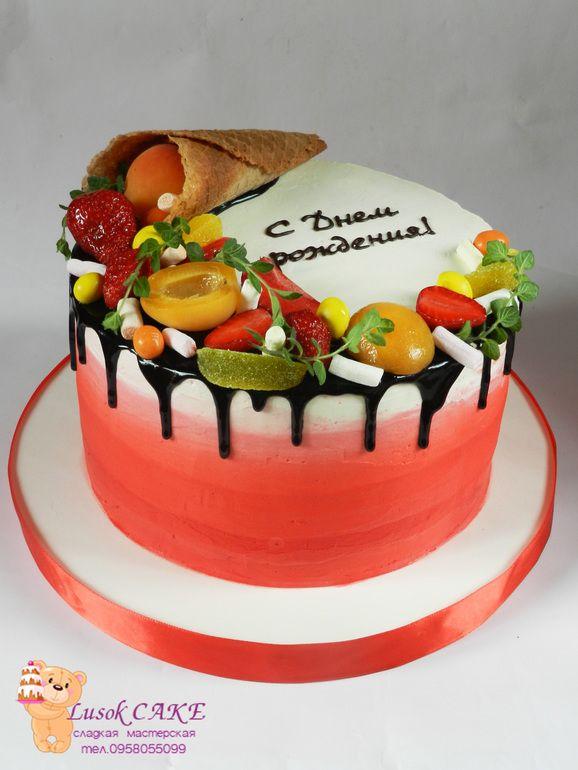 торт для подростка 15 лет крем - Поиск в Google | кремовые ...