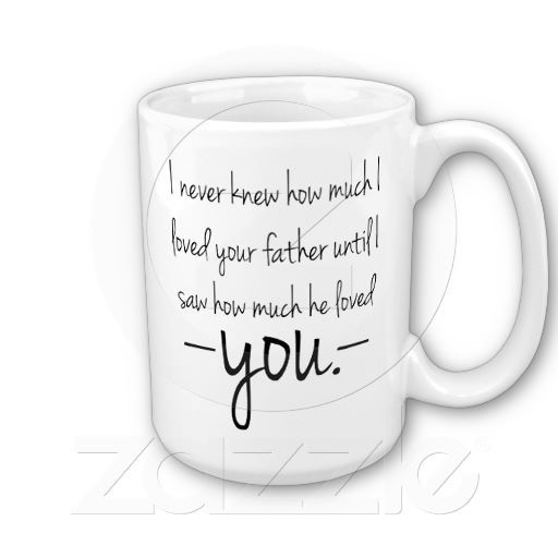 Mother To Daughter Quote Coffee Mug
