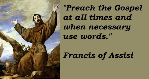 St Francis Of Assisi Quotes Simple Quotes From Francis Of Assisiquotesgramquotesgram . Decorating Design