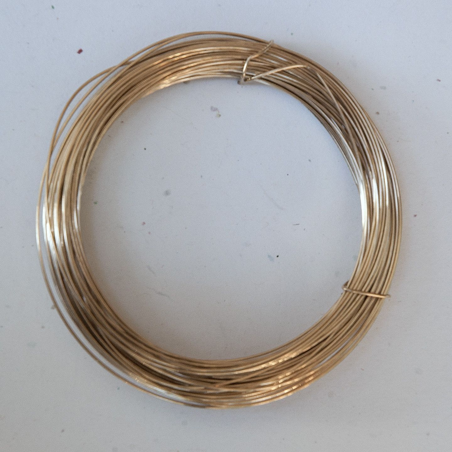 925 solid silver wire 0.6 mm for making decorating repair