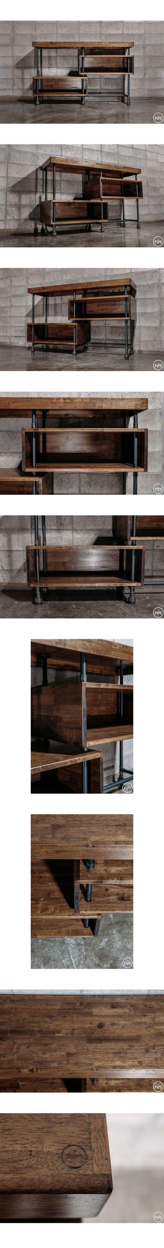 The pipe u metal pipe furniture u wall units in u