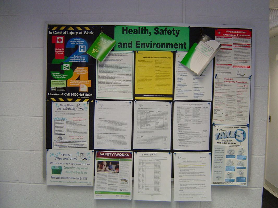 safety boards for workplace Google Search Work