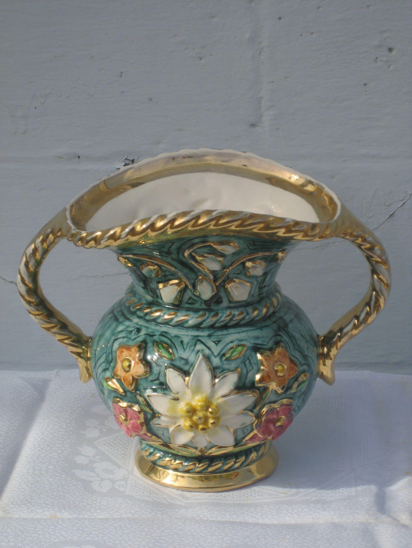 Hubert Bequet Vase Modele 202 Vase Ceramique Modelisme