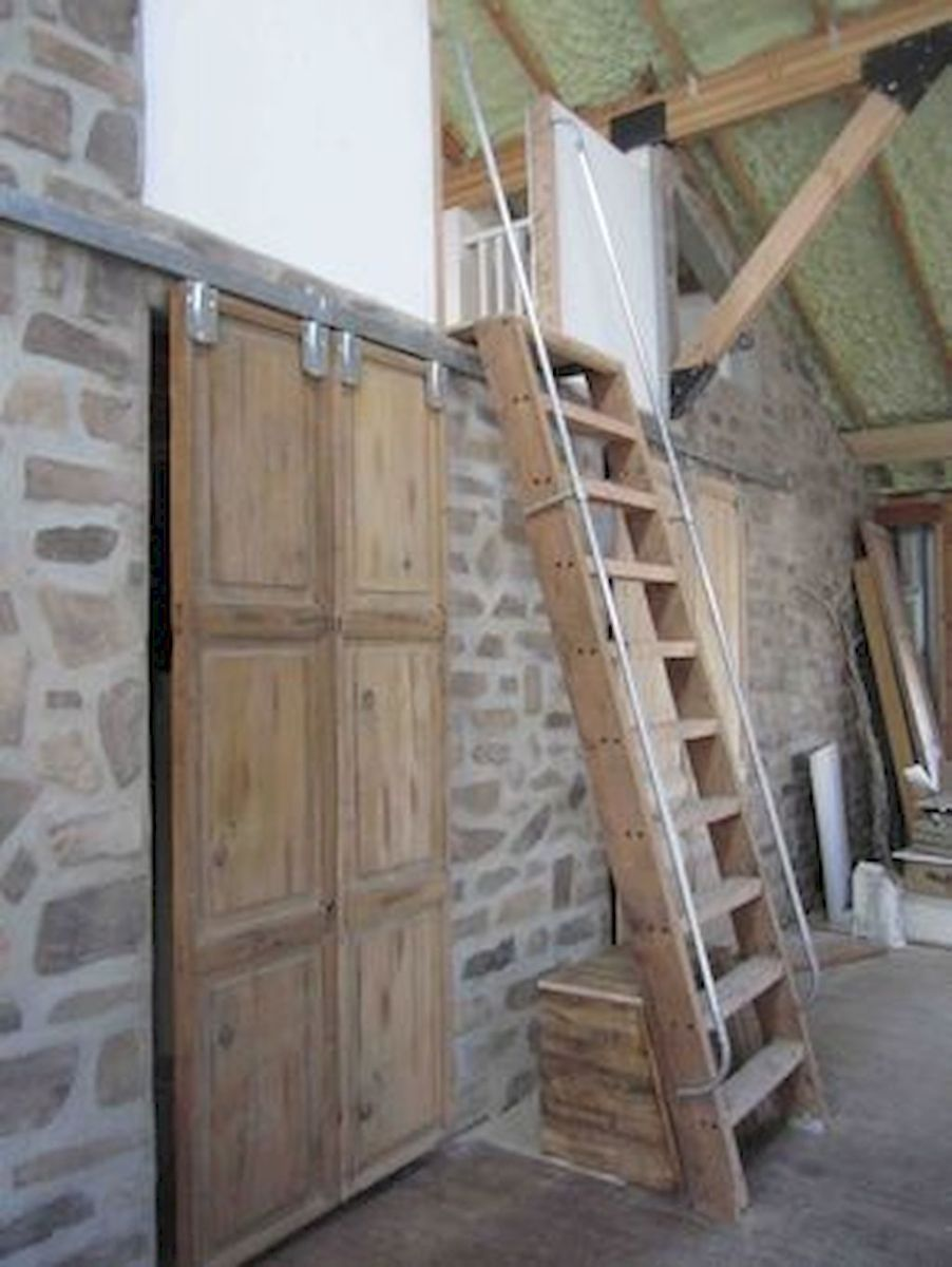 Genius Loft Stair For Tiny House Ideas 28 Loft Ladder Loft Stairs Loft Staircase