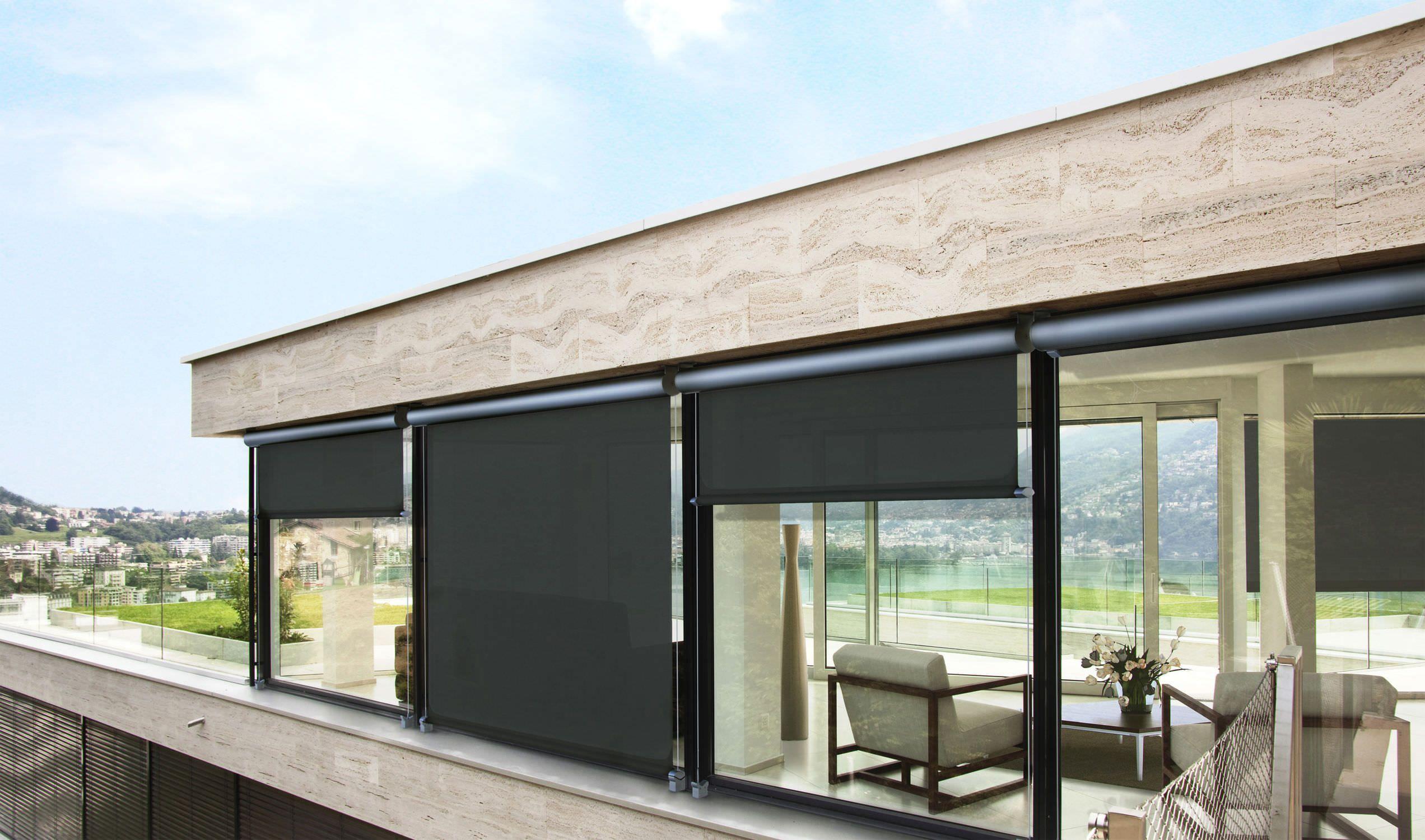 Carraro Tende Da Sole tende a rullo - real project porte e finestre (con immagini