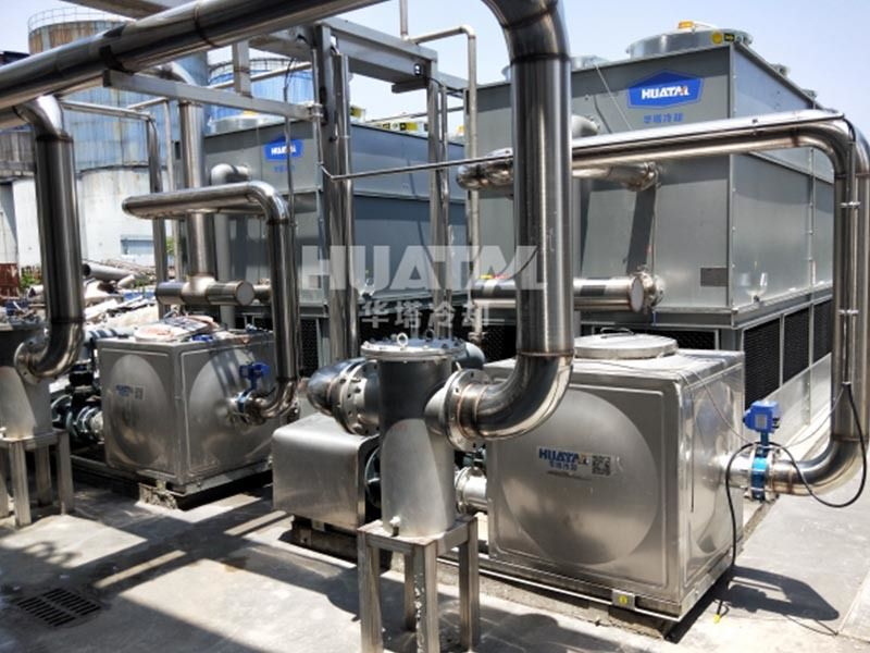 Closed Cooling Tower Is Mainly Used In Chemical Industry To Cool