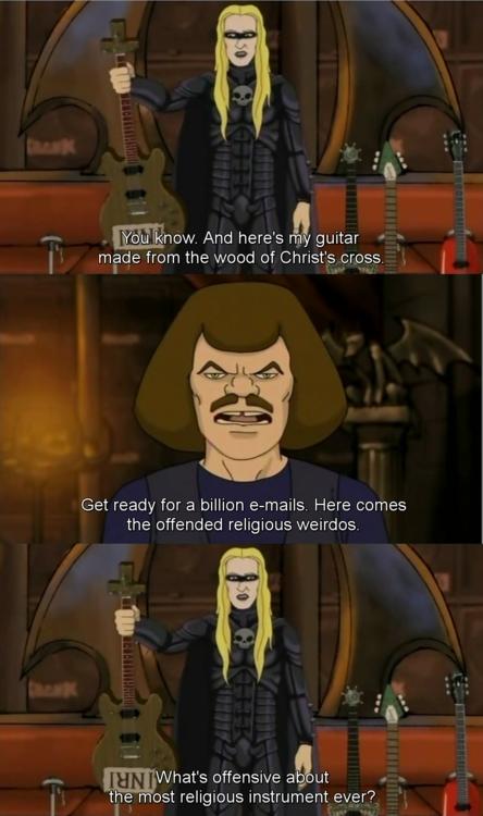 greeatest show on earth metalocalypse :D - Greeatest Show On Earth Metalocalypse :D Adult Cartoons