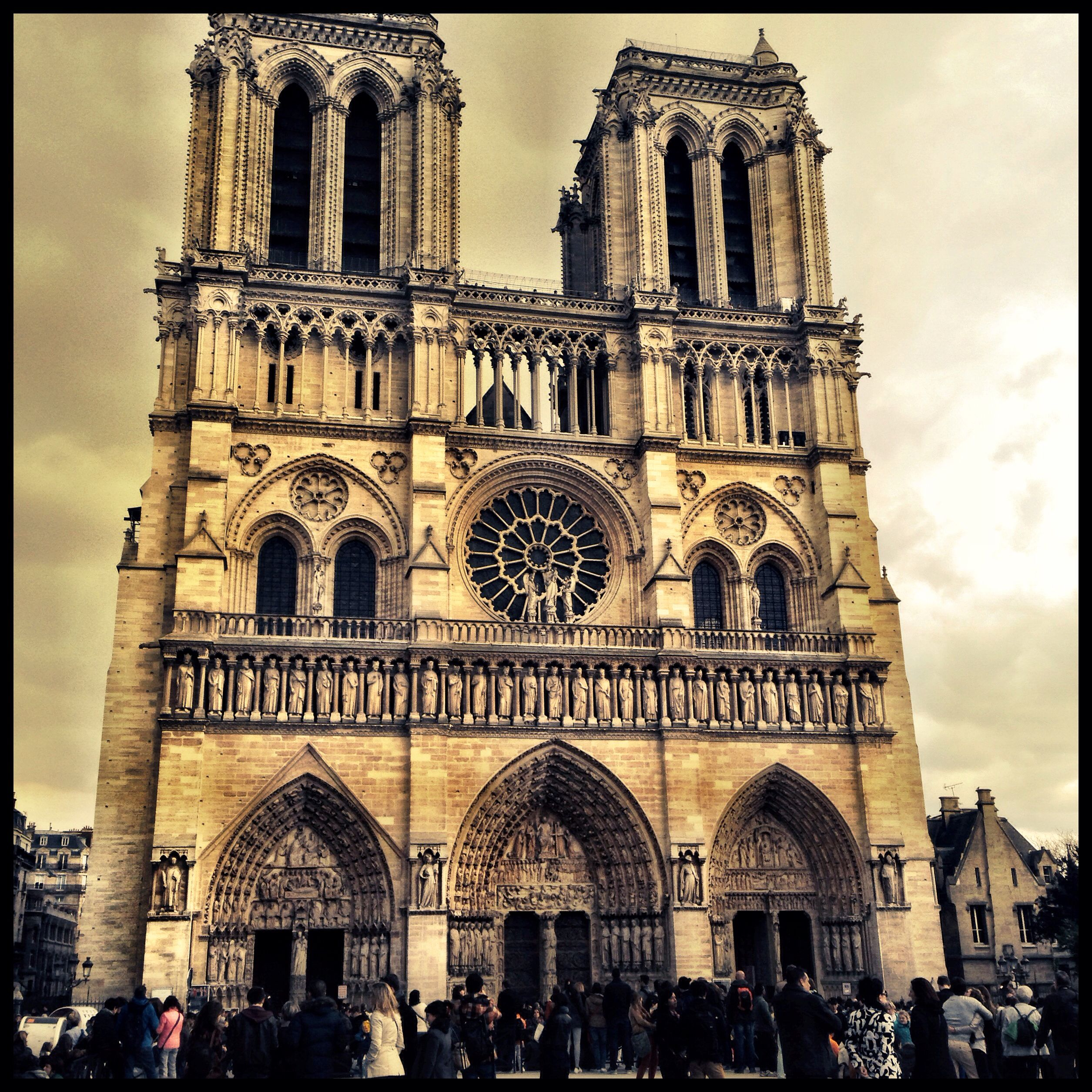 Notre Dame The places youll go, Places to see, Dream