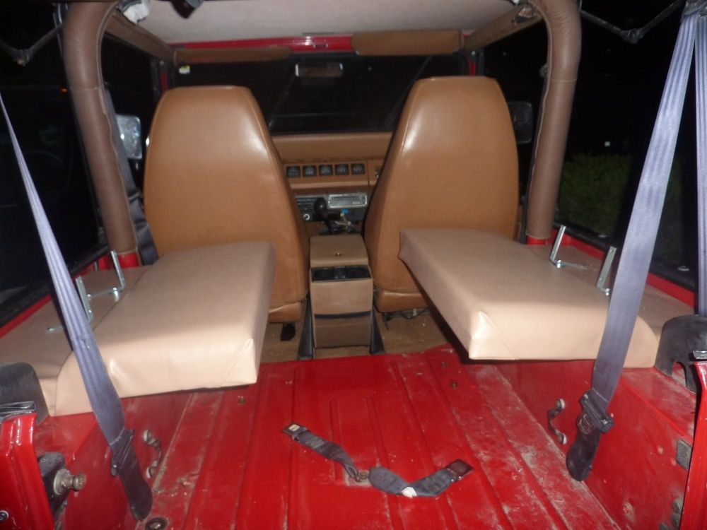 Jeep Wrangler Forum Jump Seats Jeep Wrangler Forum Built Jeep