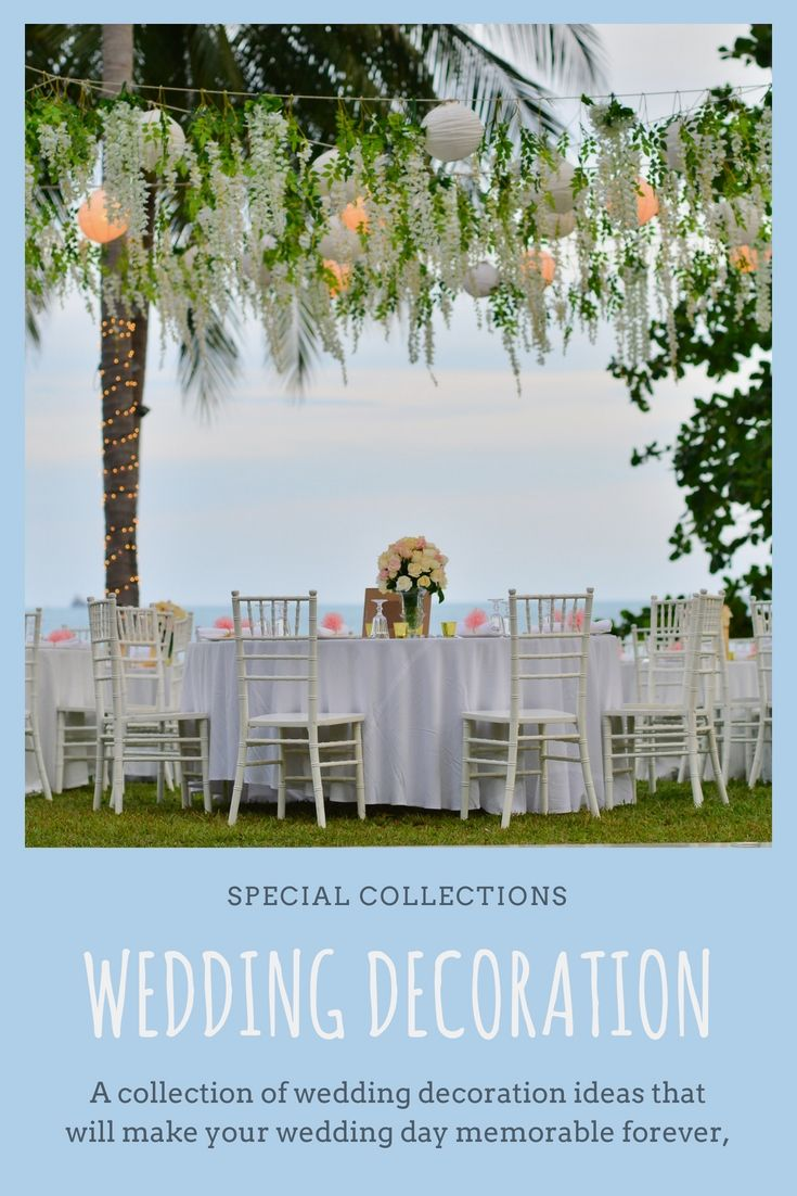 Wedding dinner decoration ideas  Revamp Your Current Wedding Dinner With The Help Of These BrandNew