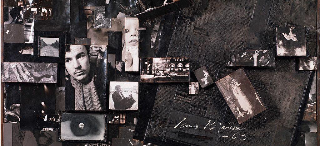 Ismo Kajander, Elämäni albumi, 1963. Kuva: Kansallisgalleria / Petri Virtanen