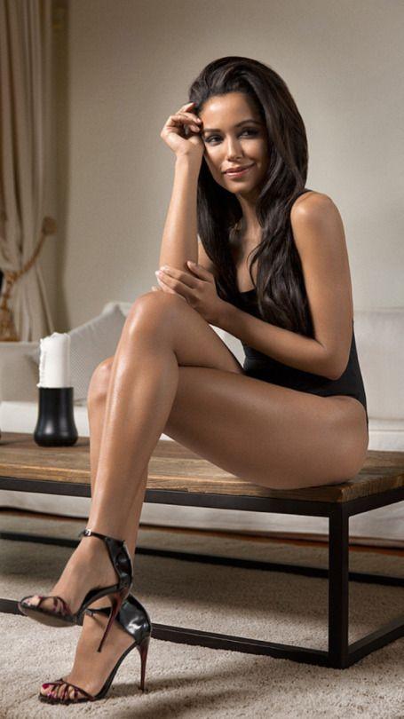 sexy woman leg Long
