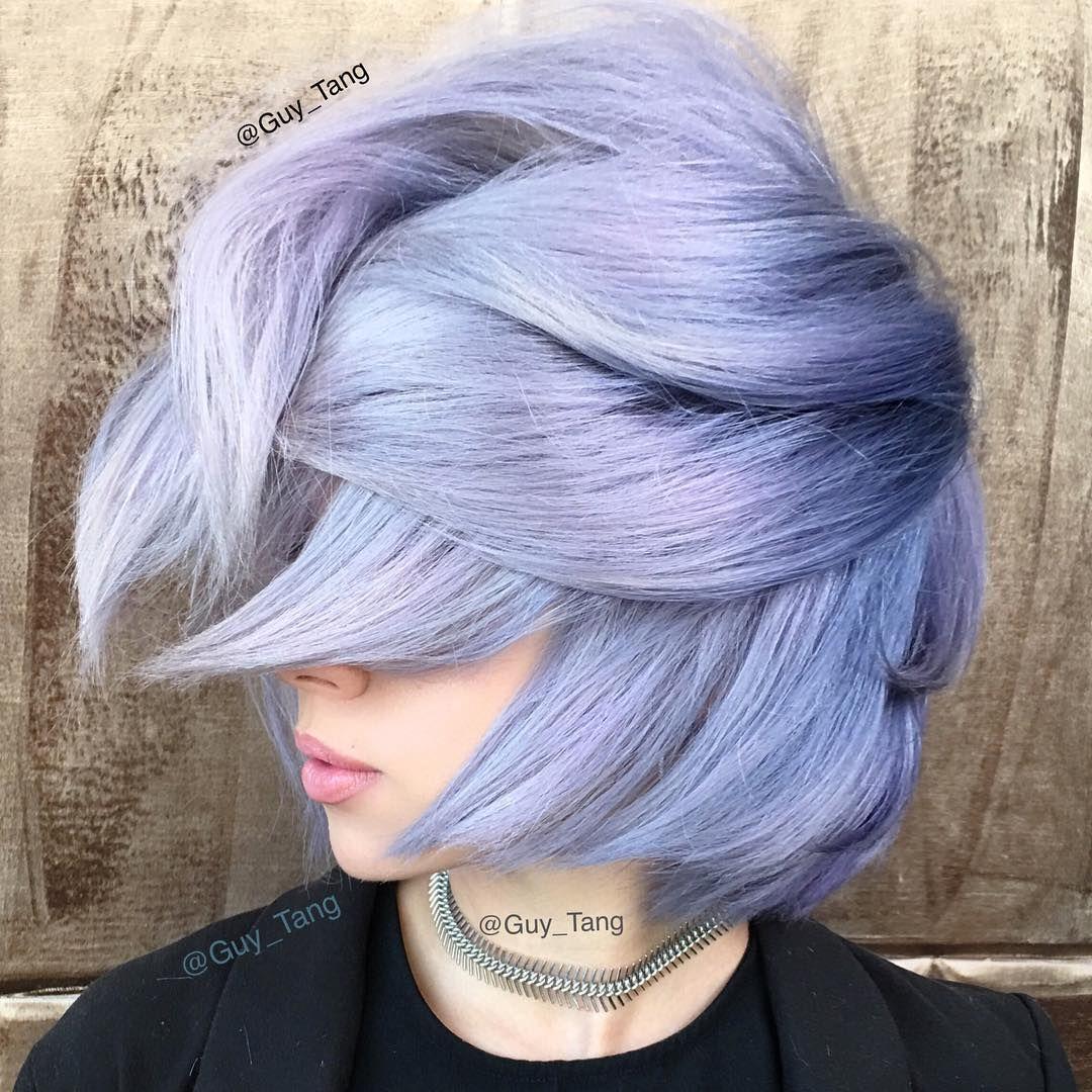 Fun Short Hair Metallic Using Kenraprofessional 7sm Demi With