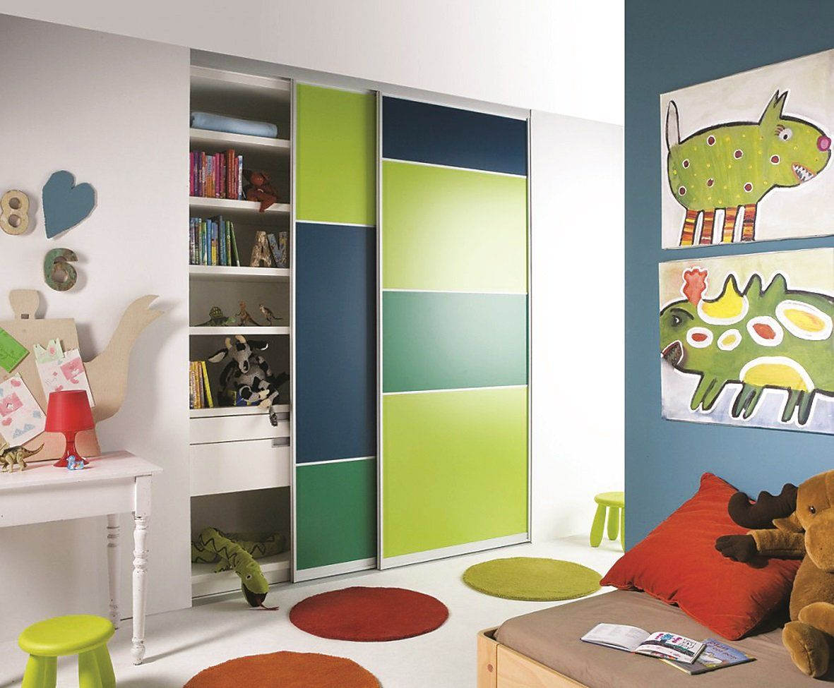 finest selection 28d47 51c9d Take a look at our children's range of sliding wardrobe ...