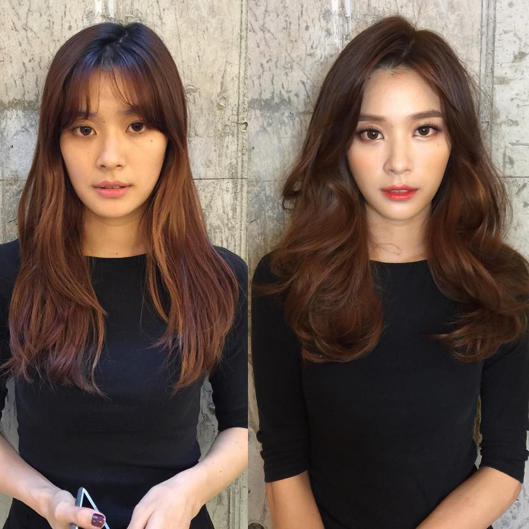 you'll be shocked by these before and after korean makeup
