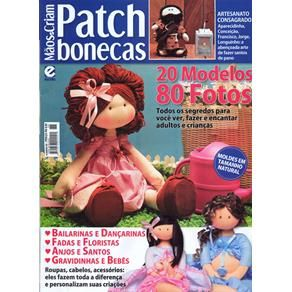 Mãos que Criam – Patch Bonecas Ed. 88