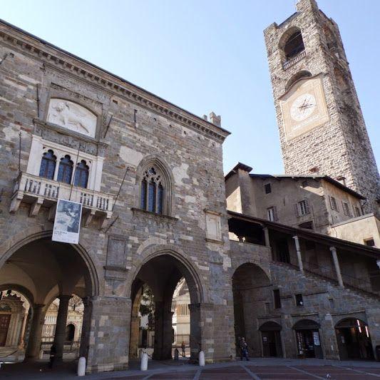 Bergamo (Lombardia-İtalia)