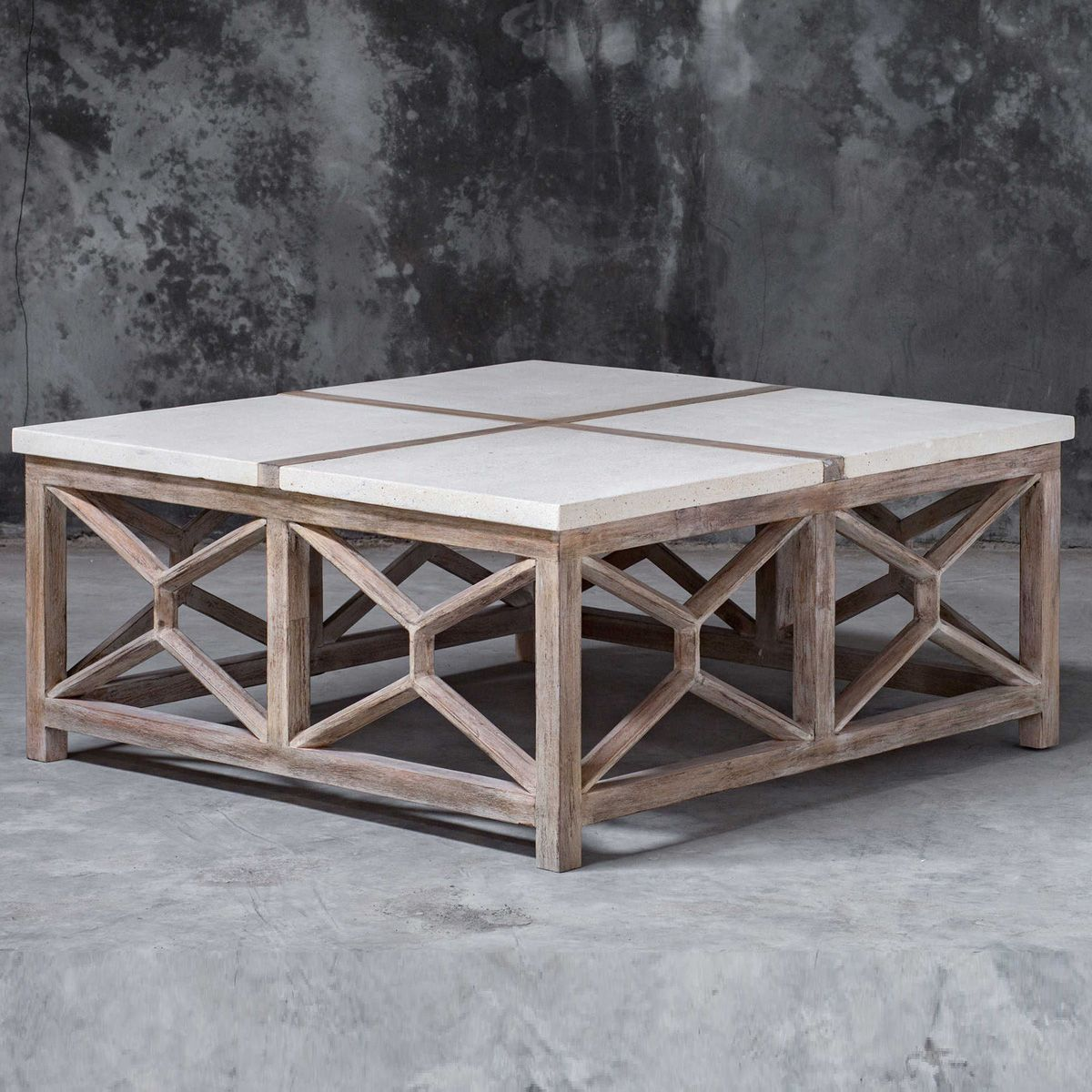 Melbourne Limestone 40 Coffee Table Stone Coffee Table Coffee Table Wood Geometric Coffee Table [ 1200 x 1200 Pixel ]