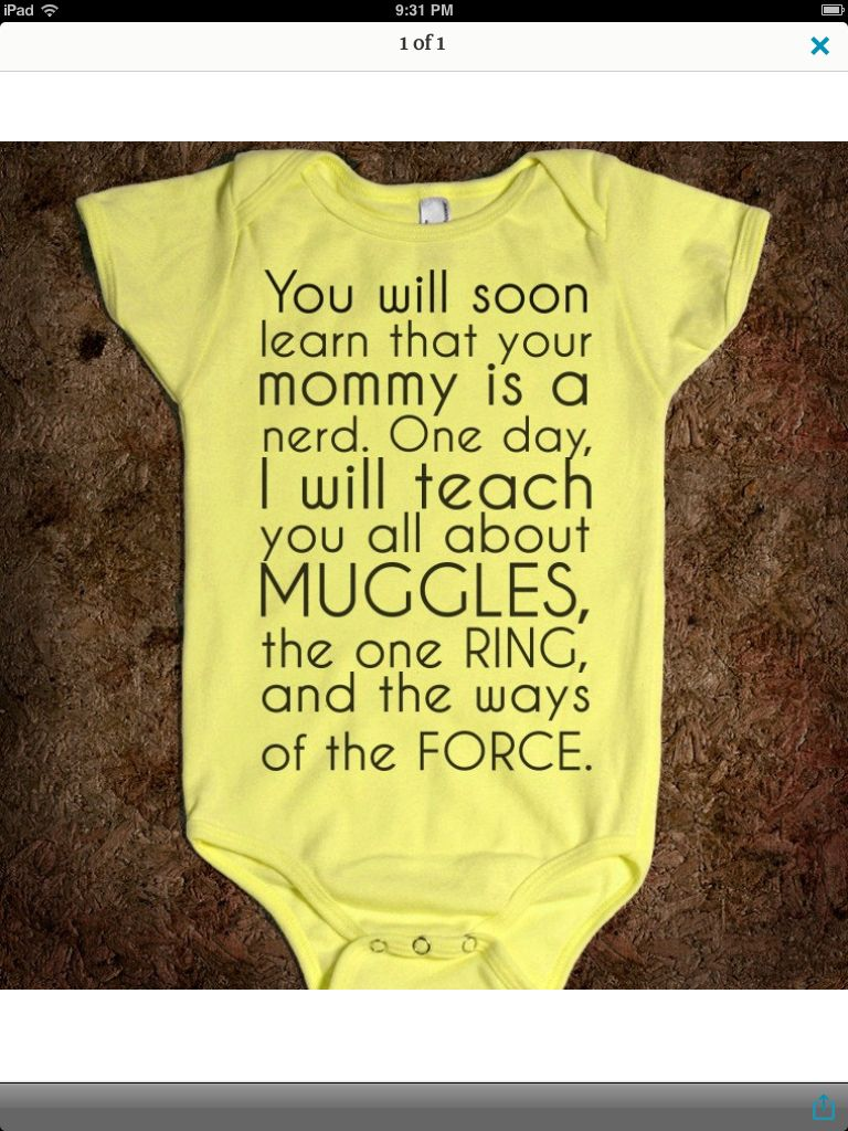 da9ca3a03 This is the best onesie ever!