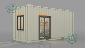 Tiny House In 2020 Container House Design House Container House