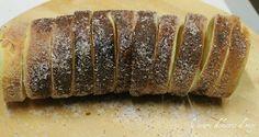 le tenere dolcezze di resy: Kürtőskalács - il tipico dolce da strada ungherese...