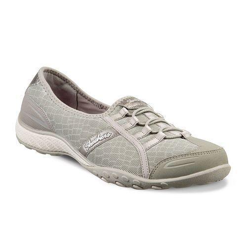 Women's Skechers Sneakers shoes slip on  Brown Size 8 Relaxed Fit Memory Foam