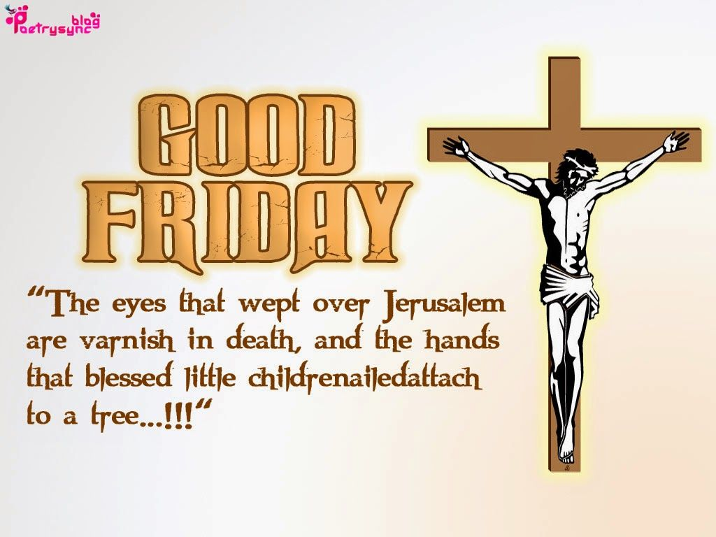 Awesome Shayari Urdu Images: Happy Good Friday Quotes Wishes Pictures 2016
