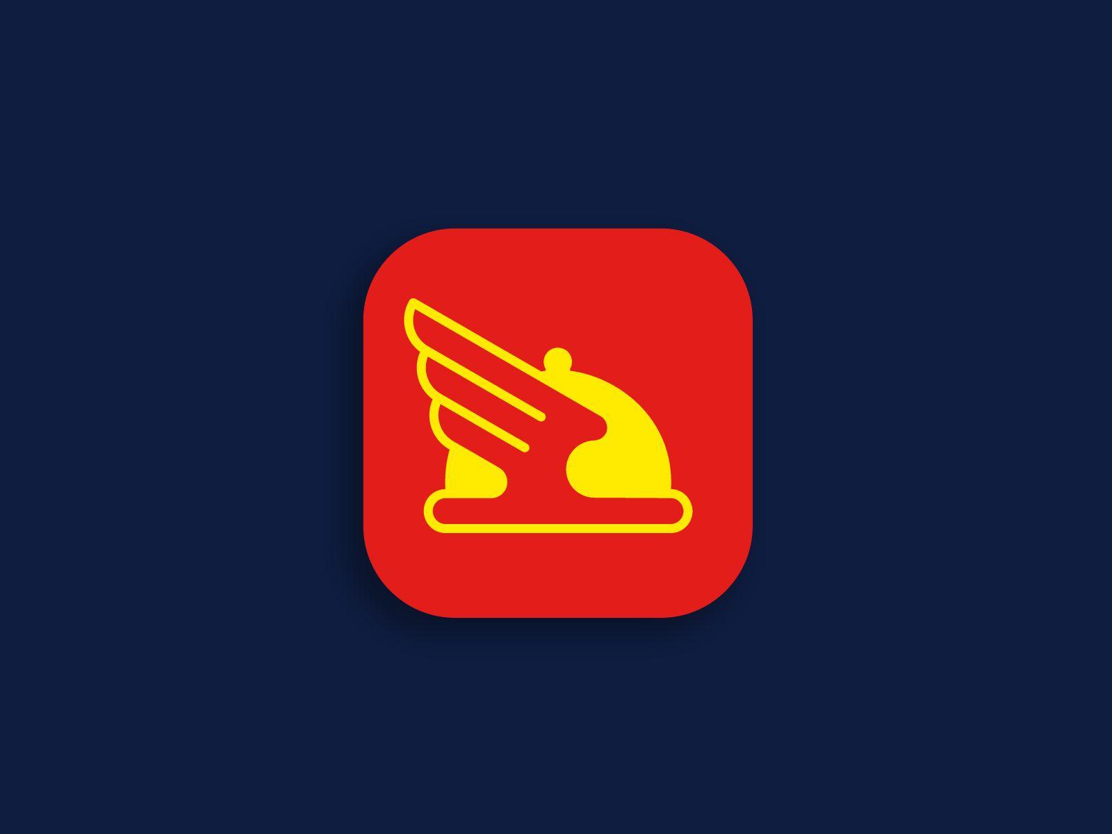 Food Delivery App Icon Logo Food Delivery Logo Food Delivery App Delivery App