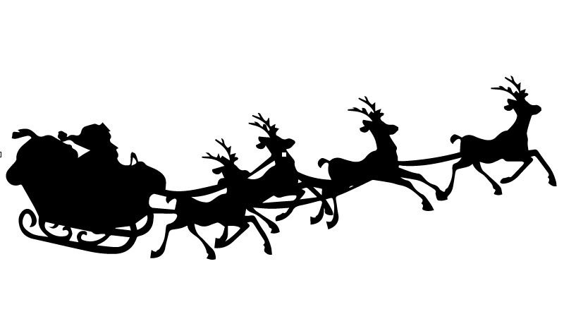 Silhouettes Silhouettes Christmas Pinterest Xmas Crafts