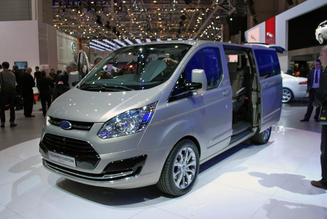 Ford tourneo courier pictures to pin on pinterest - Ford
