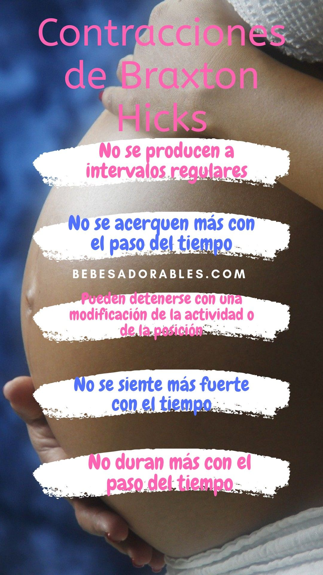 Contracciones De Braxton Hicks Contracciones De Braxton Hicks Desarrollo Del Embarazo Cuello Del Utero