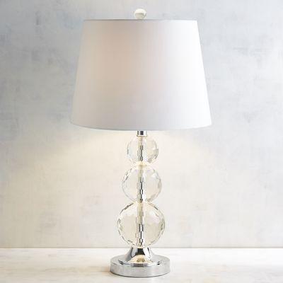 Sabrina Crystal Table Lamp Pier 1 Imports Crystal Table Lamps Table Lamp Lamp