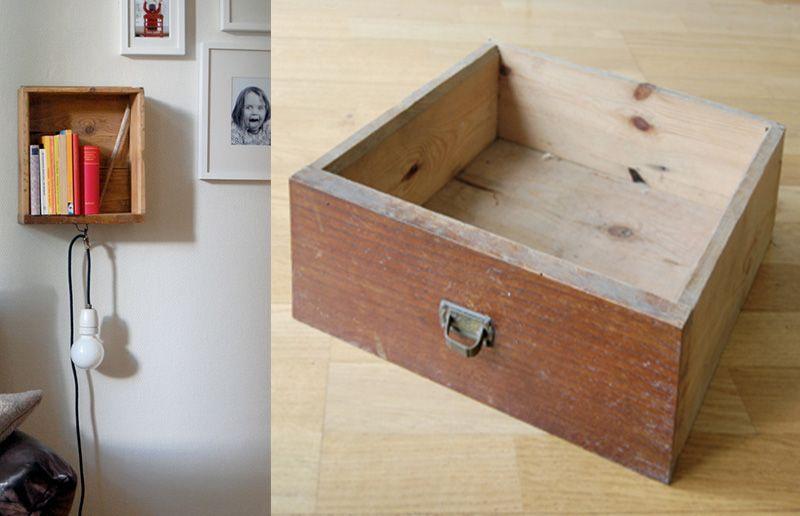 Como reaproveitar gavetas na decoração - dcoracao.com - blog de decoração e tutorial diy