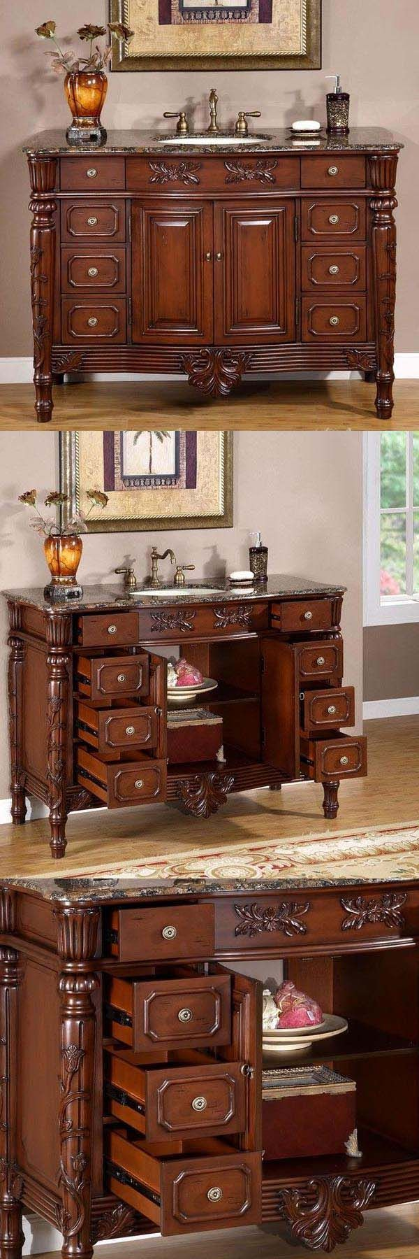 Bathroom vanities ideas with double sink u single sinks that are