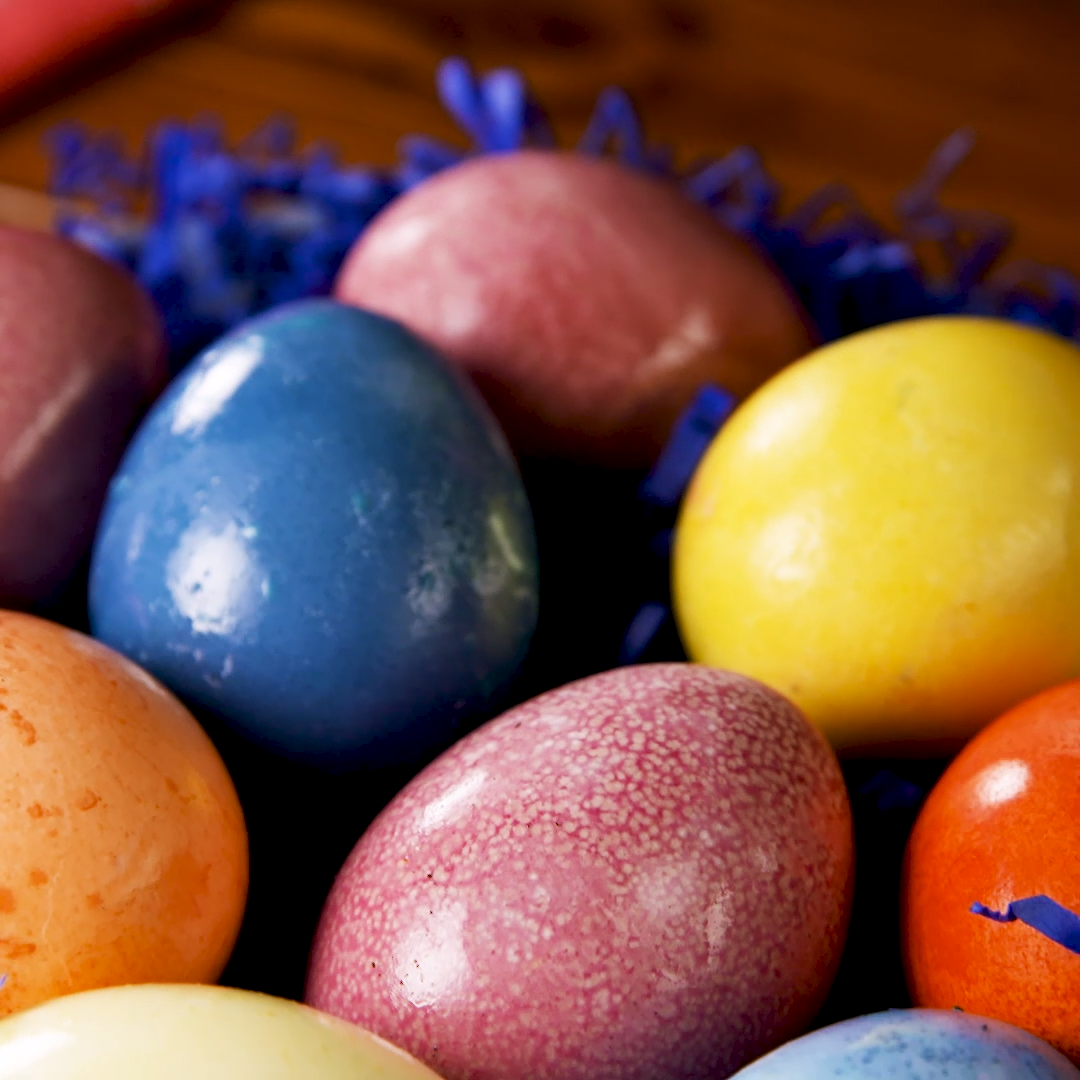 Photo of Natural Easter Egg Dyes At Home