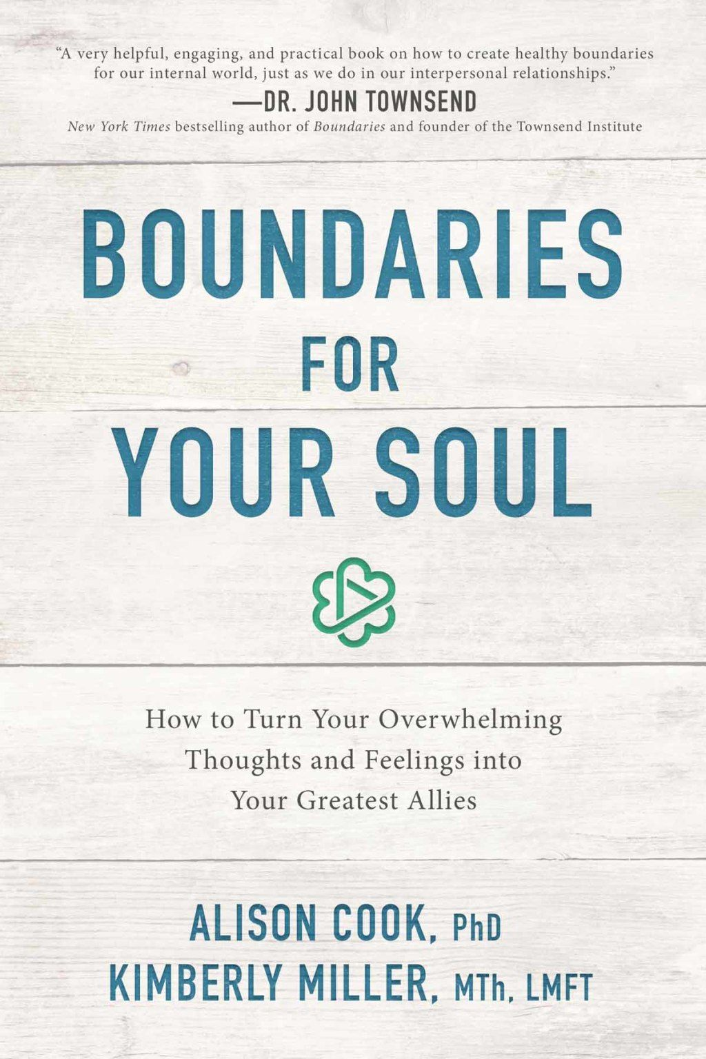 Boundaries For Your Soul Ebook