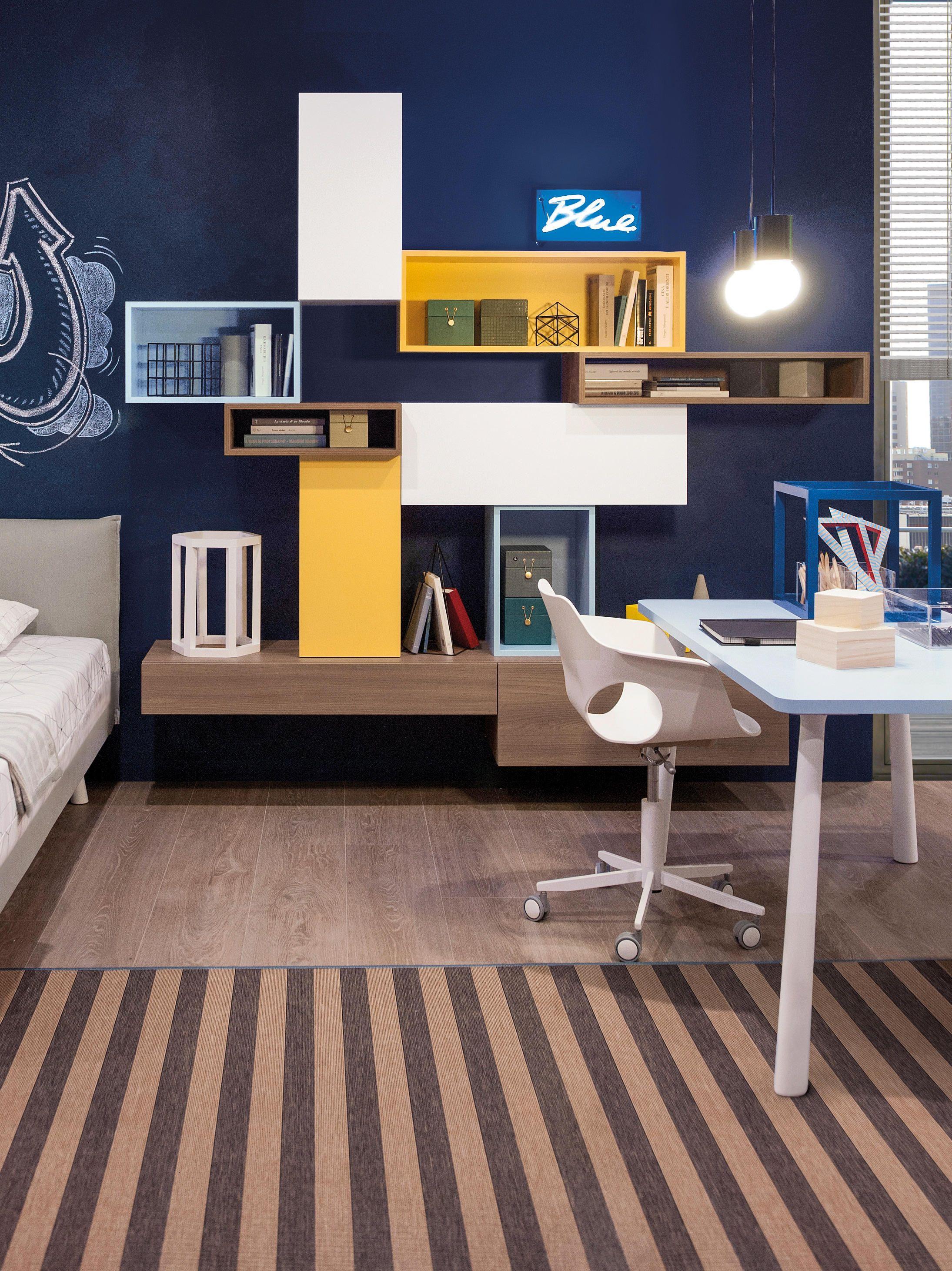 Z564 Designer Kids storage furniture from Zalf all