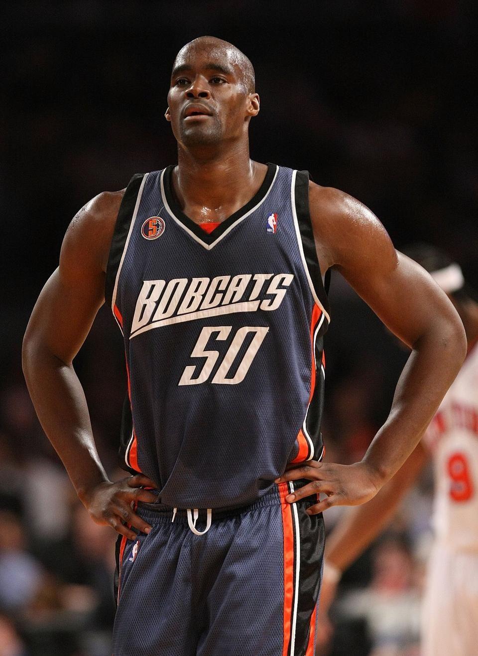 Emeka Okafor #Bobcats #NBA | Emeka okafor, Nba, Charlotte hornets