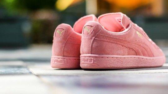 le dernier 32761 617c5 Puma Suede: Pink Pastel | Sneakers | Sneakers, Puma suede, Shoes