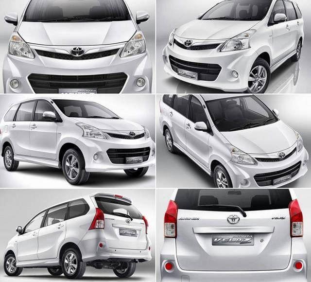Toyota Avanza Veloz Exterior Mobil Jual Online