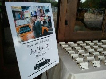 Nyc Themed Card Table By Flossy Stylish Design