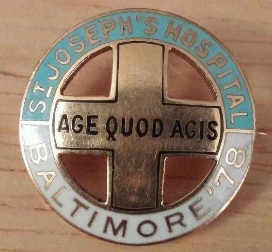 St Joseph Hospital School of Nursing,MD | Nursing Pins Plus