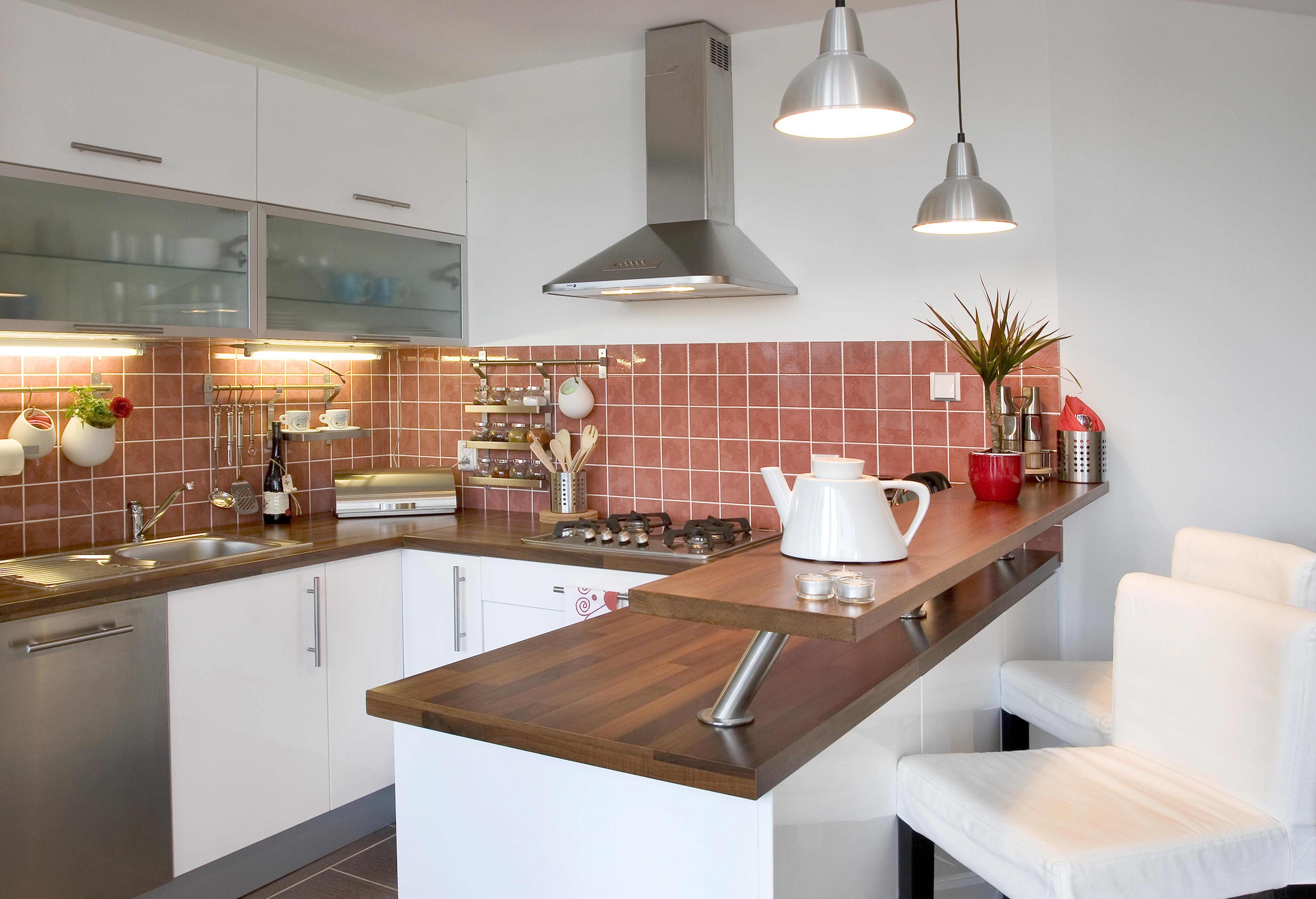 U alakú konyha - konyha / étkező ötletek, modern stílusban | Konyhák ...