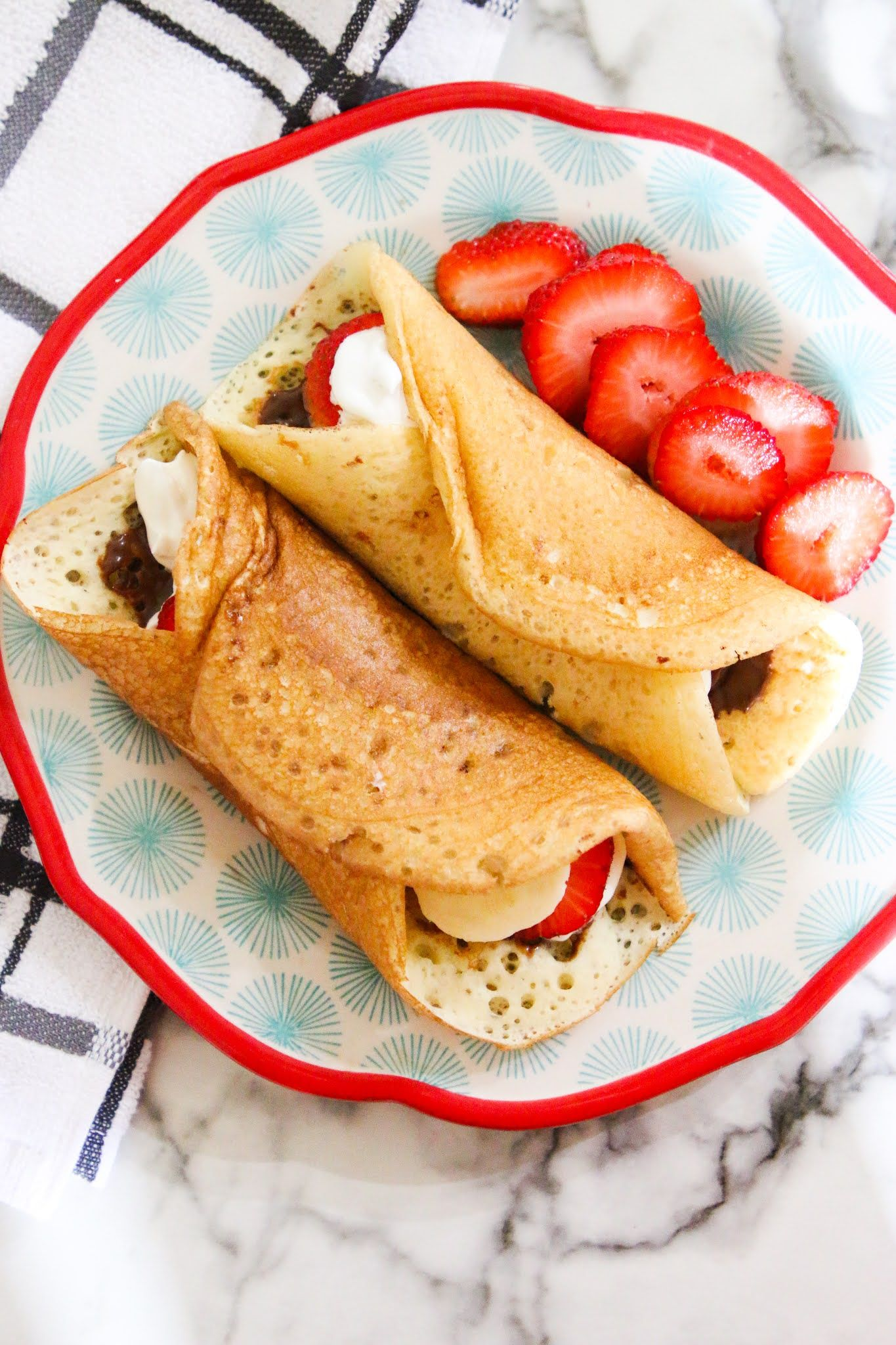 How To Make Crepes From Pancake Mix Recipe In 2020 Pancakes Mix Crepes With Pancake Mix Easy Crepe Recipe